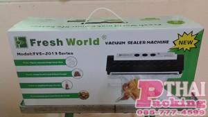 เครื่องซีลสูญญากาศขนาดเล็ก Fresh World รุ่น TVS-2013
